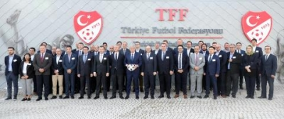 FIFA Infrastructure Workshop Riva'da başladı